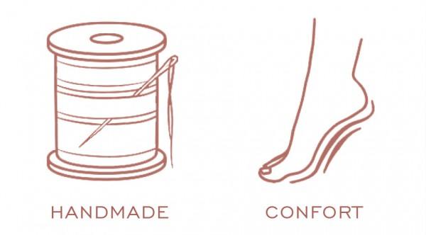 porocni cevlji rocno izdelani